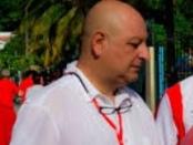 Gobernador Ronald Housni Jaller en campaña.